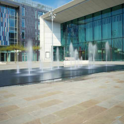 Marshalls Scoutmoor Flamed Yorkstone paving Doncaster 6695
