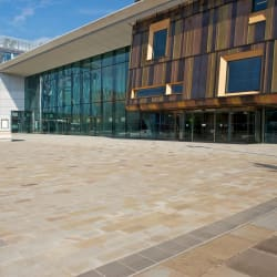 marshalls scoutmoor flamed yorkstone paving doncaster