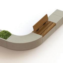 metrolinia modular seating