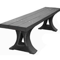 mplas plastic bench