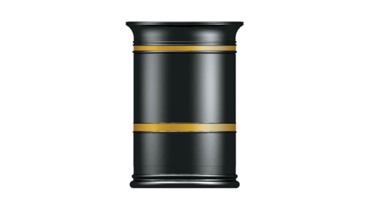 Heritage Round Open Top Litter Bin