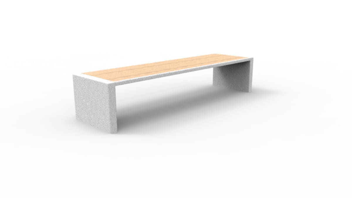 prima marina bench white background
