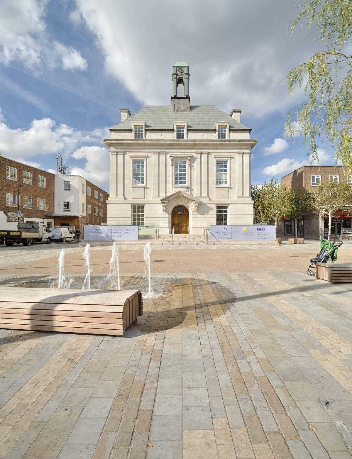 Market Place, Brentford