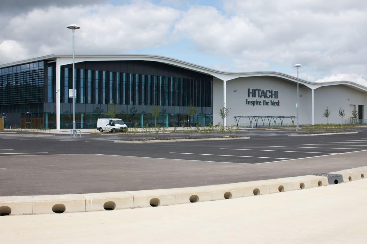 Hitachi Rail Factory, Newton Aycliffe