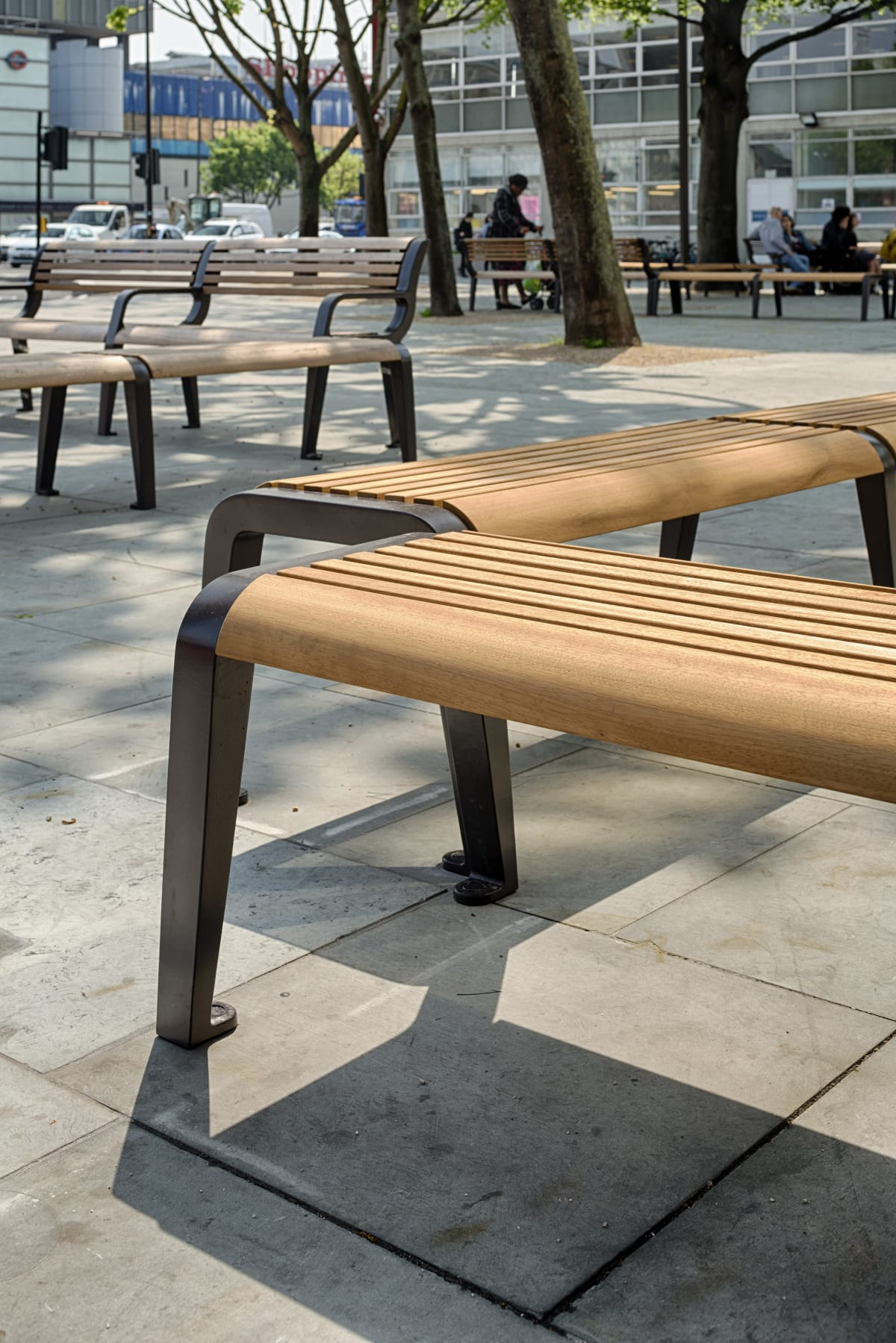 Marshalls bespoke seating, London