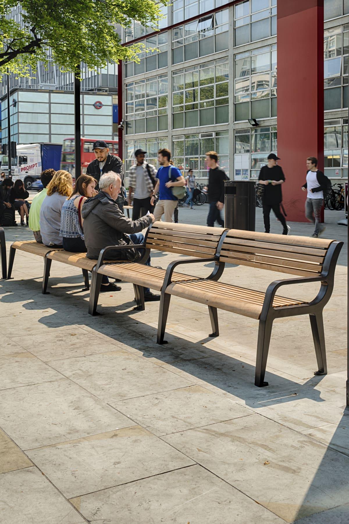 Marshalls bespoke seating, London