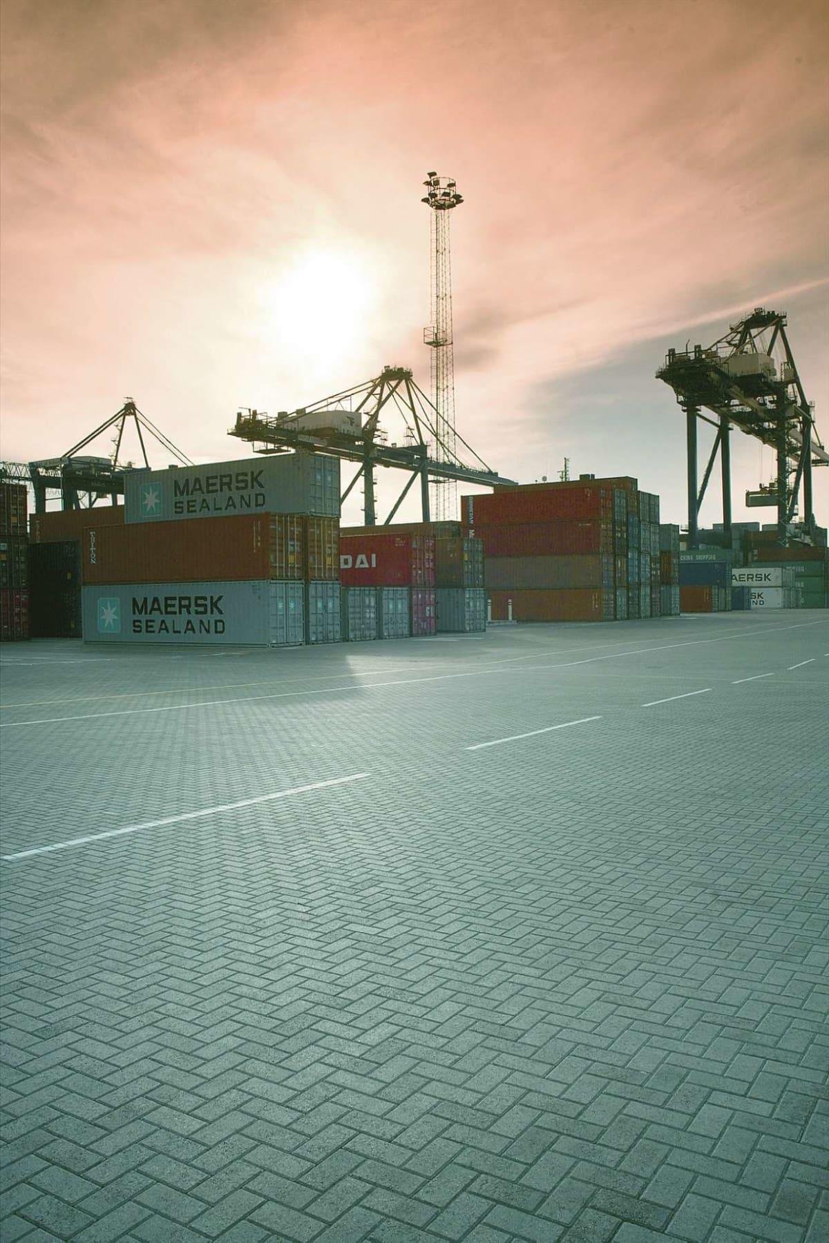 Felixstowe Port Image 1