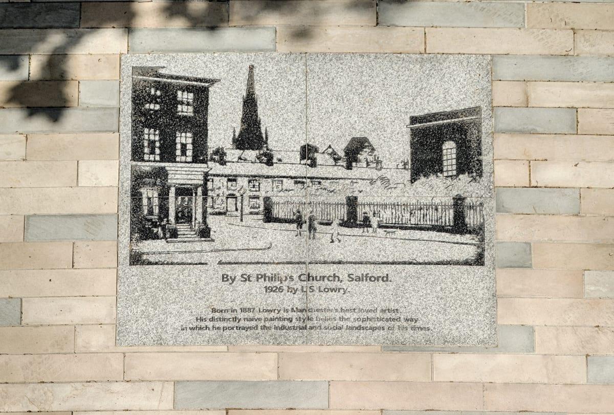 Timekeepers Square, Salford