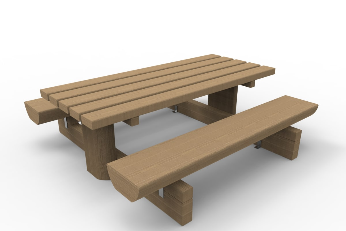 aubade picnic table
