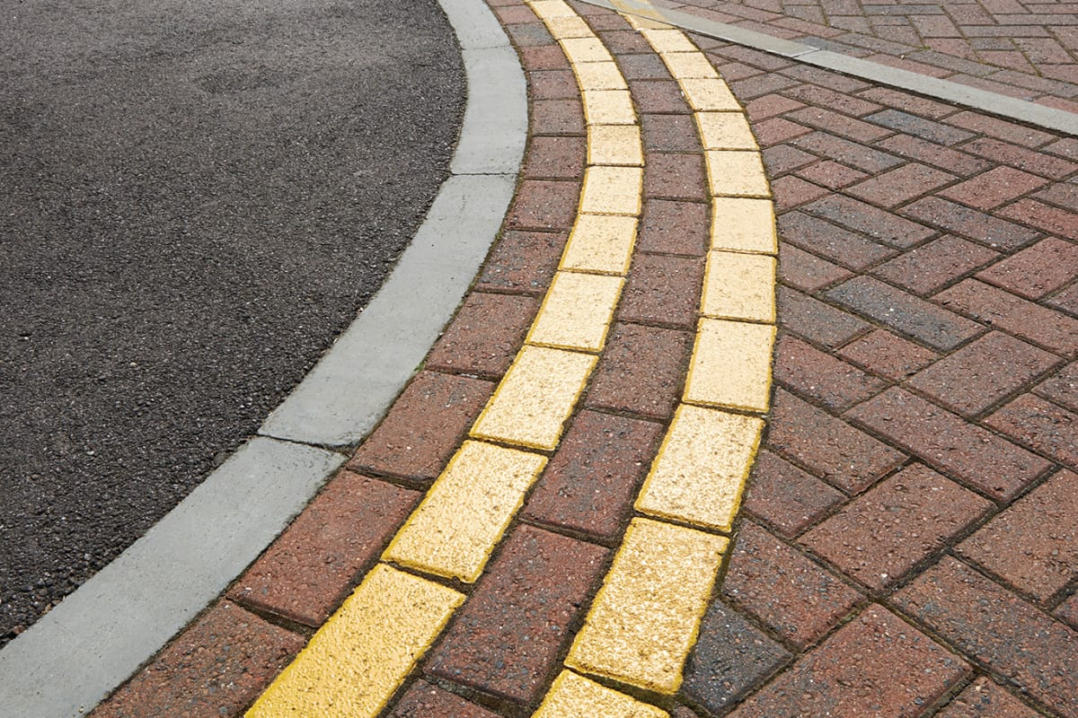 keyblok marker block - yellow
