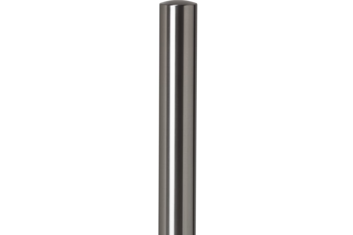 essentials 304 stainless steel semi dome top bollard