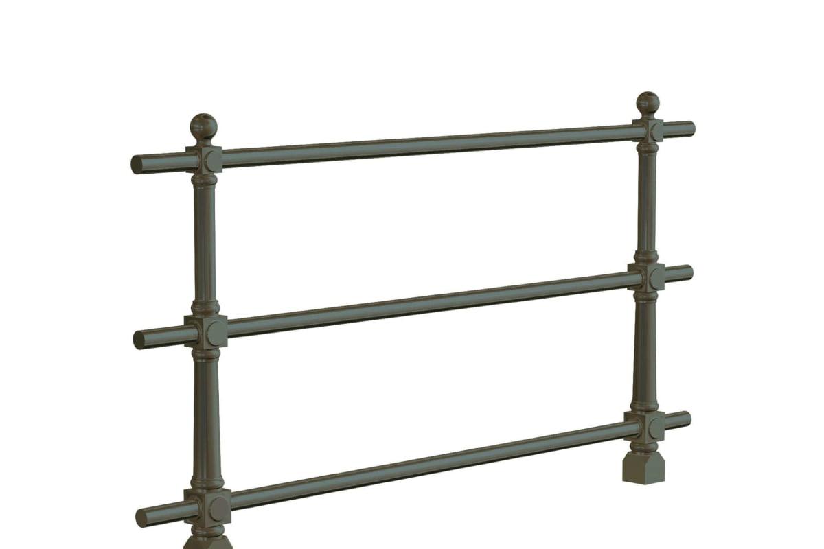 ferrocast berwick polyurethane post and rail