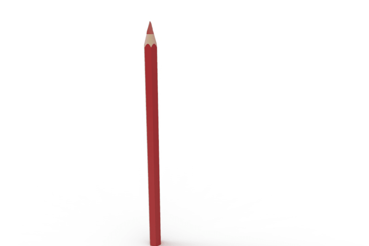 giant pencil ferrocast bollard