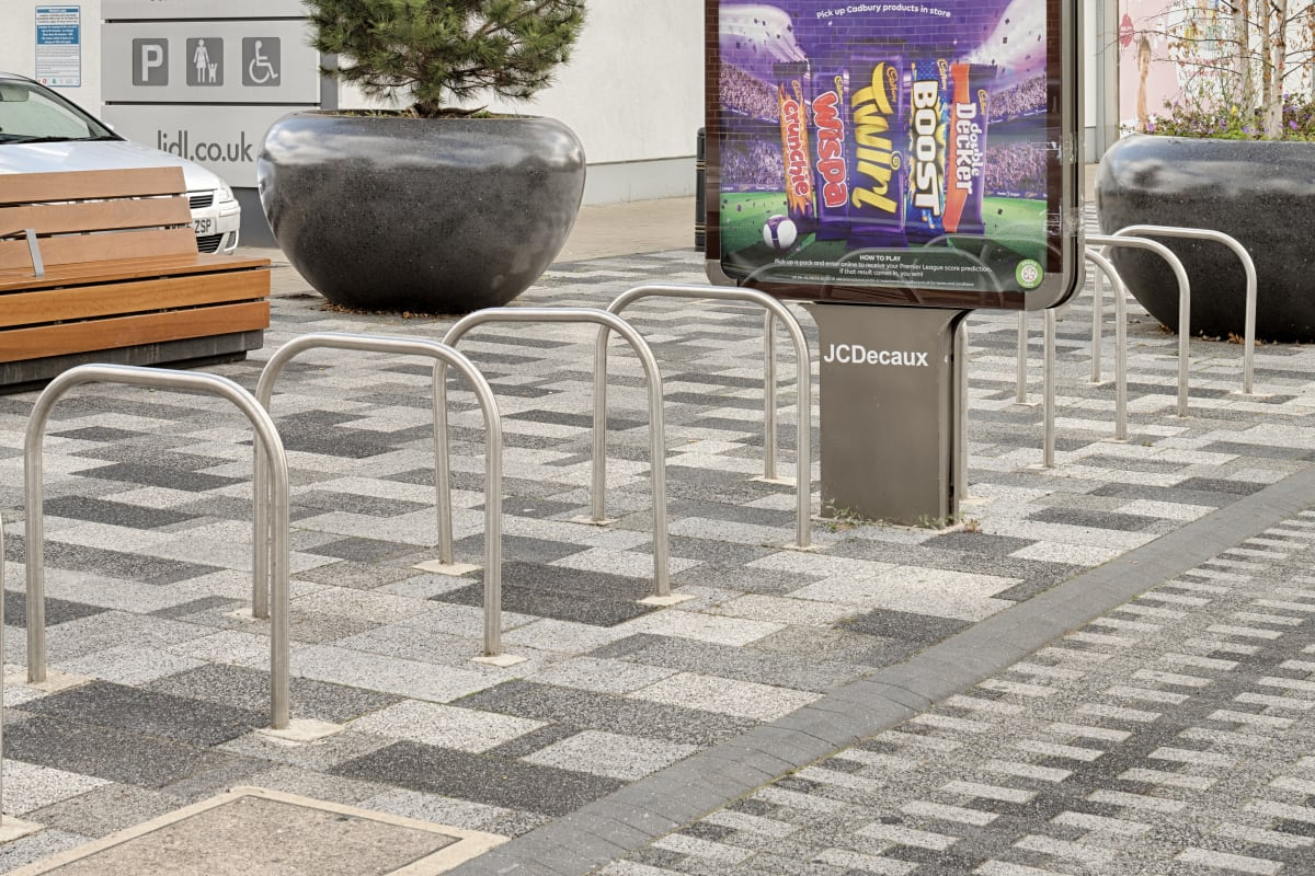 sheffield cycle stand - hayes uxbridge