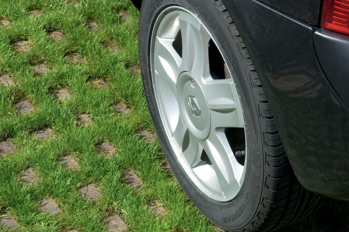marshalls grassguard heavy duty grassed paving system