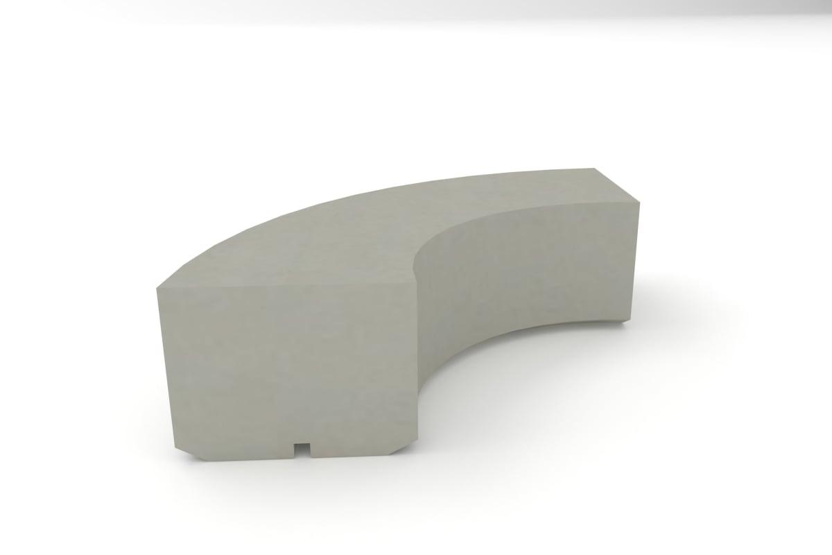 metrolinia radius corner block