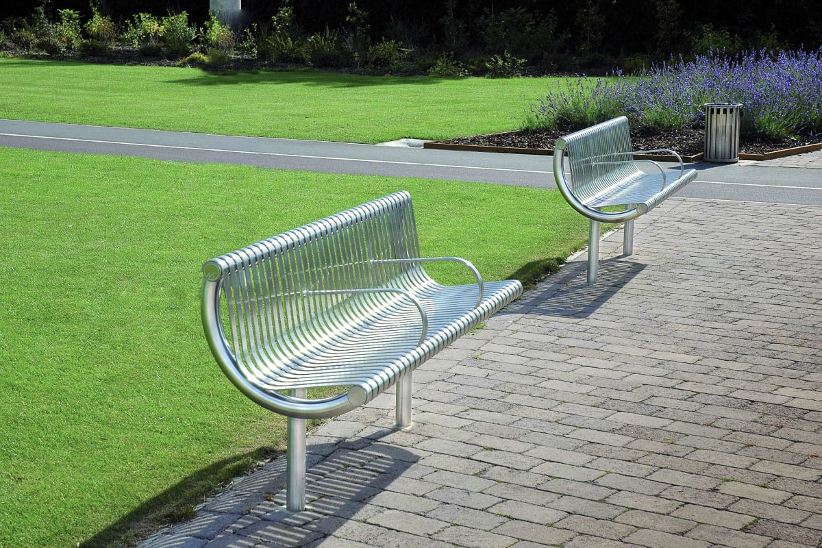 ollerton m3 seat in stainless steel