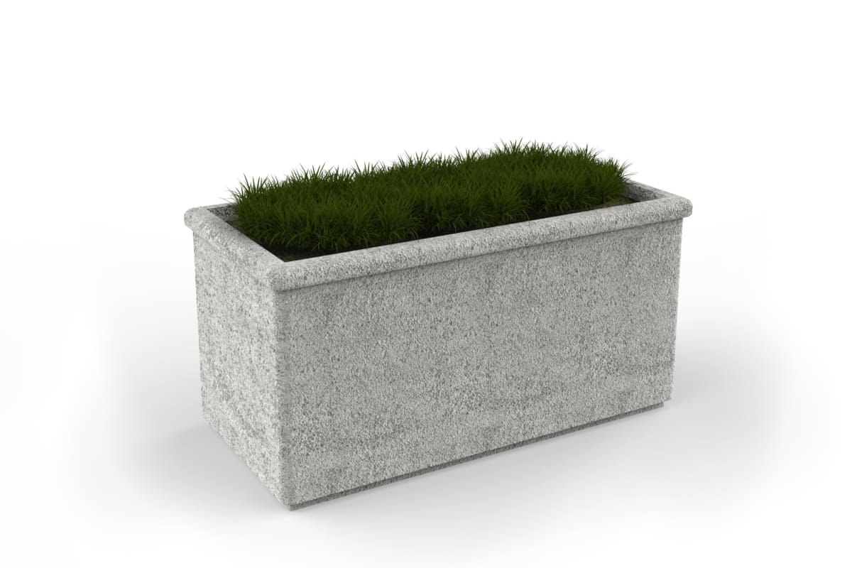sero planter rectangular 1200 x 600