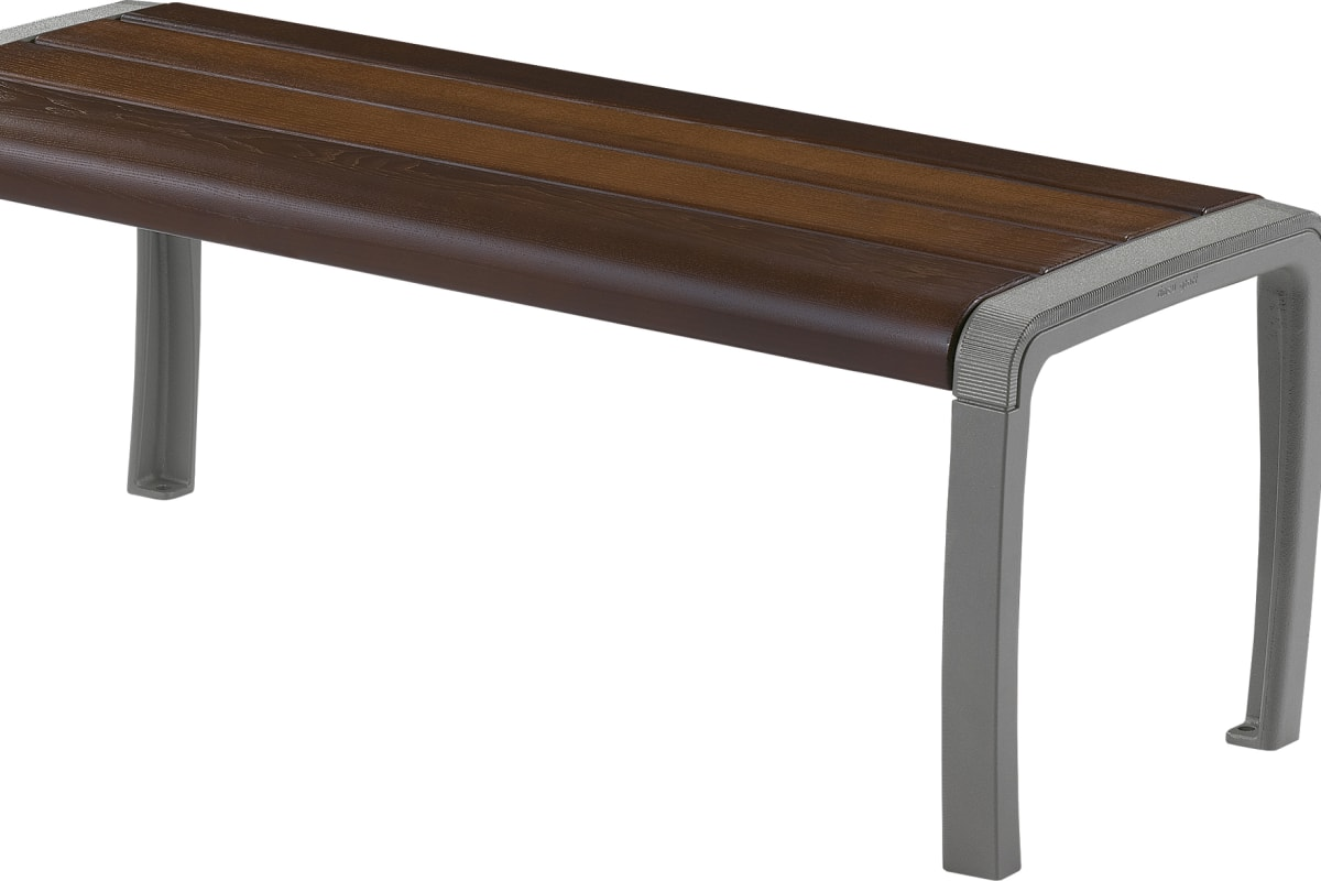 sineu graff twist two place bench