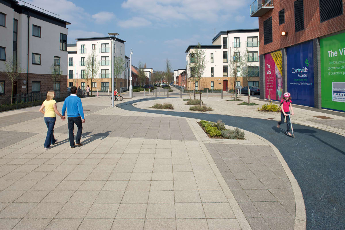 social housing new broughton