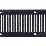 birco 150 cast iron heelsure grate 6mm