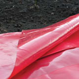 block paving tanking membrane - red