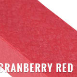 plastic lumber - cranberry red