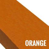 plastic lumber - orange