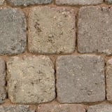 tegula cobbles - traditional