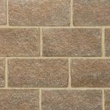 thistlestone split face - buff brown