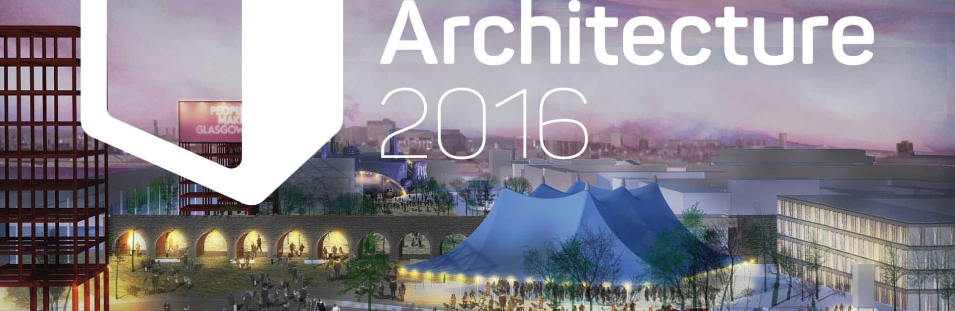 Edinburghs festival of architecture 2016