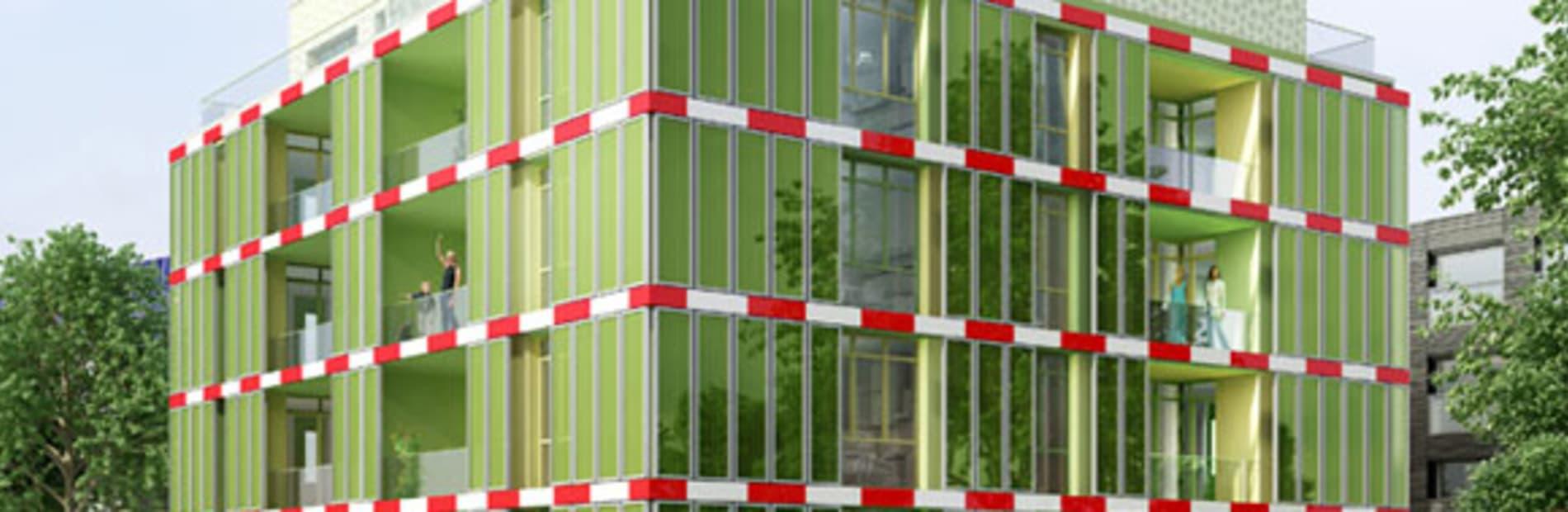 Green eco building
