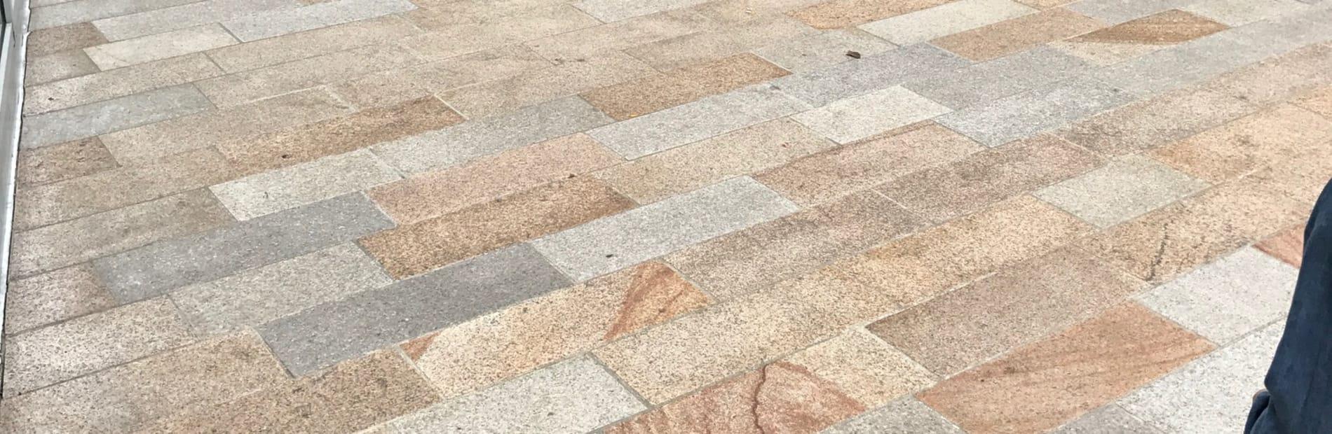 elara granite - leeds trinity shopping centre