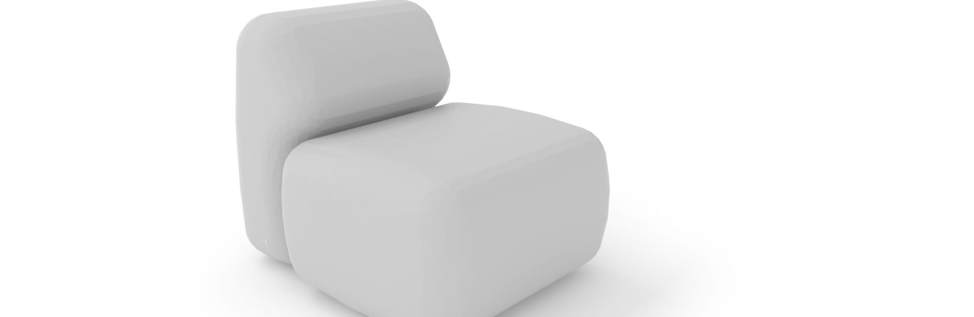 escofet sit concrete seat
