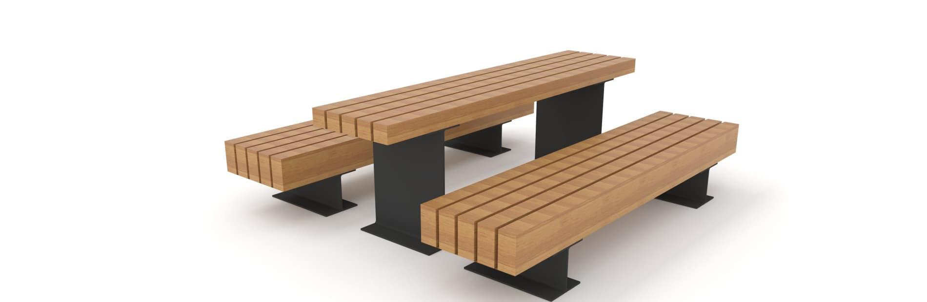 tramet picnic table