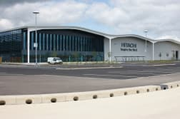 beany block - hitachi rail factory county durham