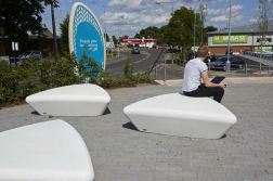 escofet extasi bench mayflower retail park basildon