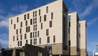 Stoke Hall Facades