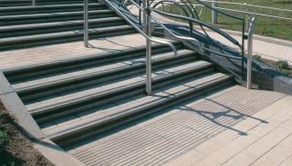 Concrete Kerb Steps
