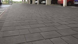 Drivesys Flamed Stone Paving