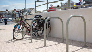 Sheffield Ferrocast Cycle Stand