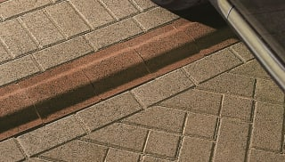 Keycheck Deterrent Paving