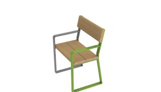 Loci Single Seat