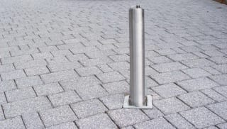 RT RD4 SS Heavy Duty Telescopic Bollard