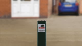 RT SQ8 Heavy Duty Telescopic Bollard