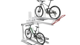 Two Tier Cycle Rack