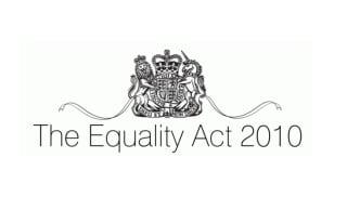 The Equality Act logo 2010