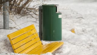 Street Furniture Design for the Visually Impaired