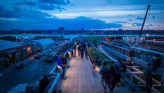 Landscape rehab: reusing urban and industrial spaces to build liveable environments
