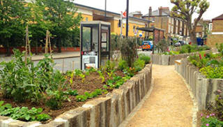Creating a future where Green Infrastructure is the first priority